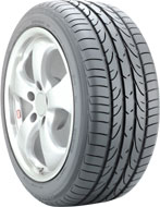 Bridgestone Potenza RE050 Run Flat tires