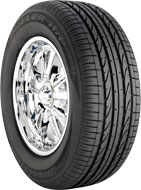 Bridgestone Dueler H/P Sport Run Flat tires