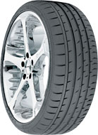 Continental ContiSportContact 3 Run Flat tires