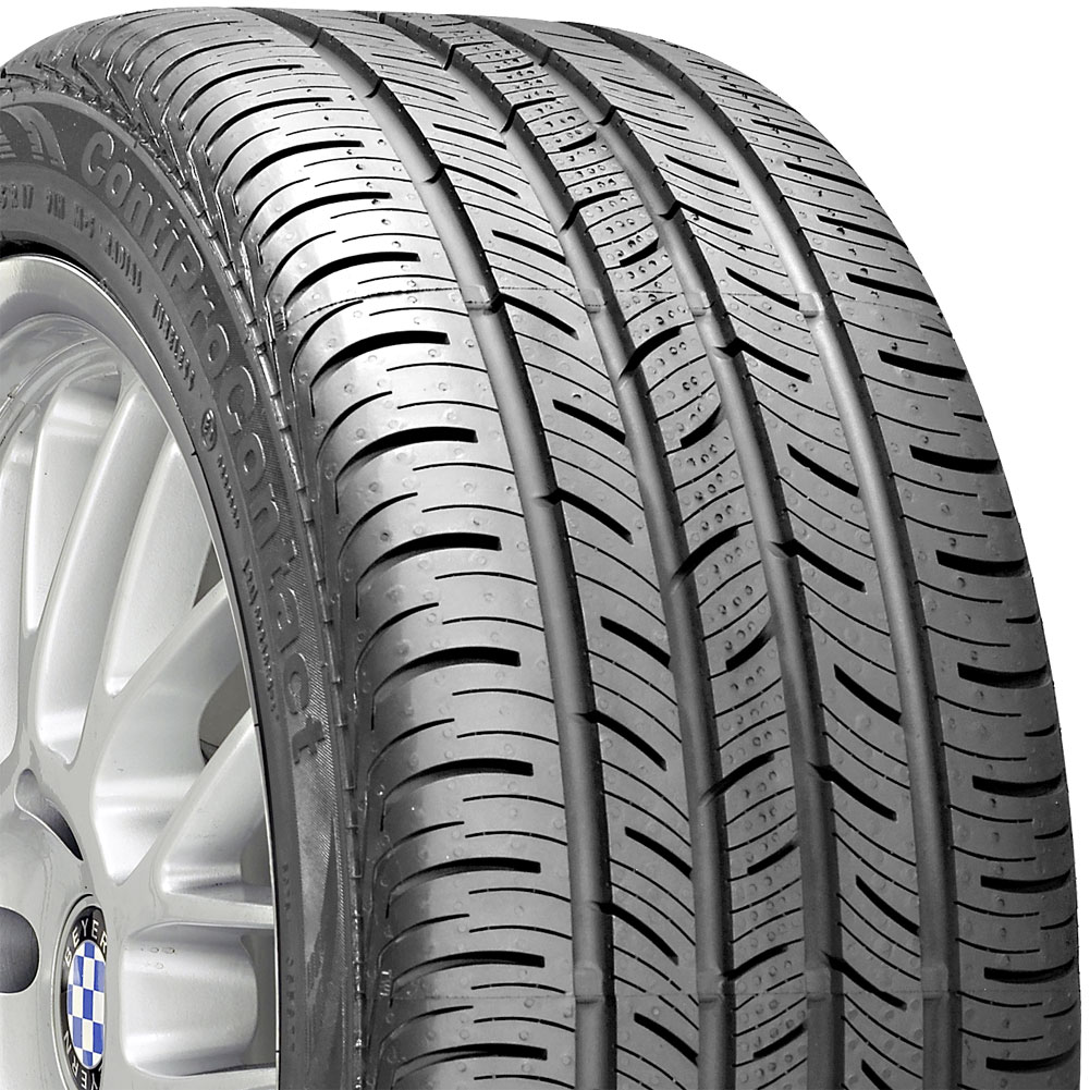1 new 175 55 15 continental pro contact 55r r15 tire ebay. Black Bedroom Furniture Sets. Home Design Ideas