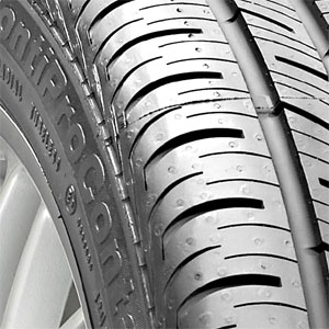 2 new 255 40 19 continental pro contact 40r r19 tires ebay. Black Bedroom Furniture Sets. Home Design Ideas