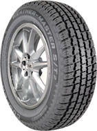 Cooper Weather-Master S/T 2 tires