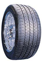 Dunlop SP Sport 4000 DSST Run Flat tires