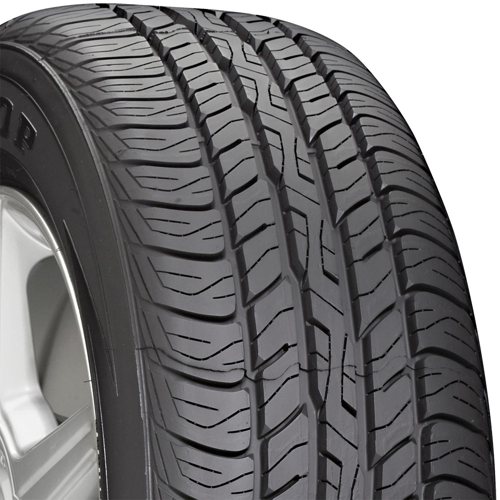 1 new 225 50 17 dunlop signature ii 50r r17 tire ebay. Black Bedroom Furniture Sets. Home Design Ideas