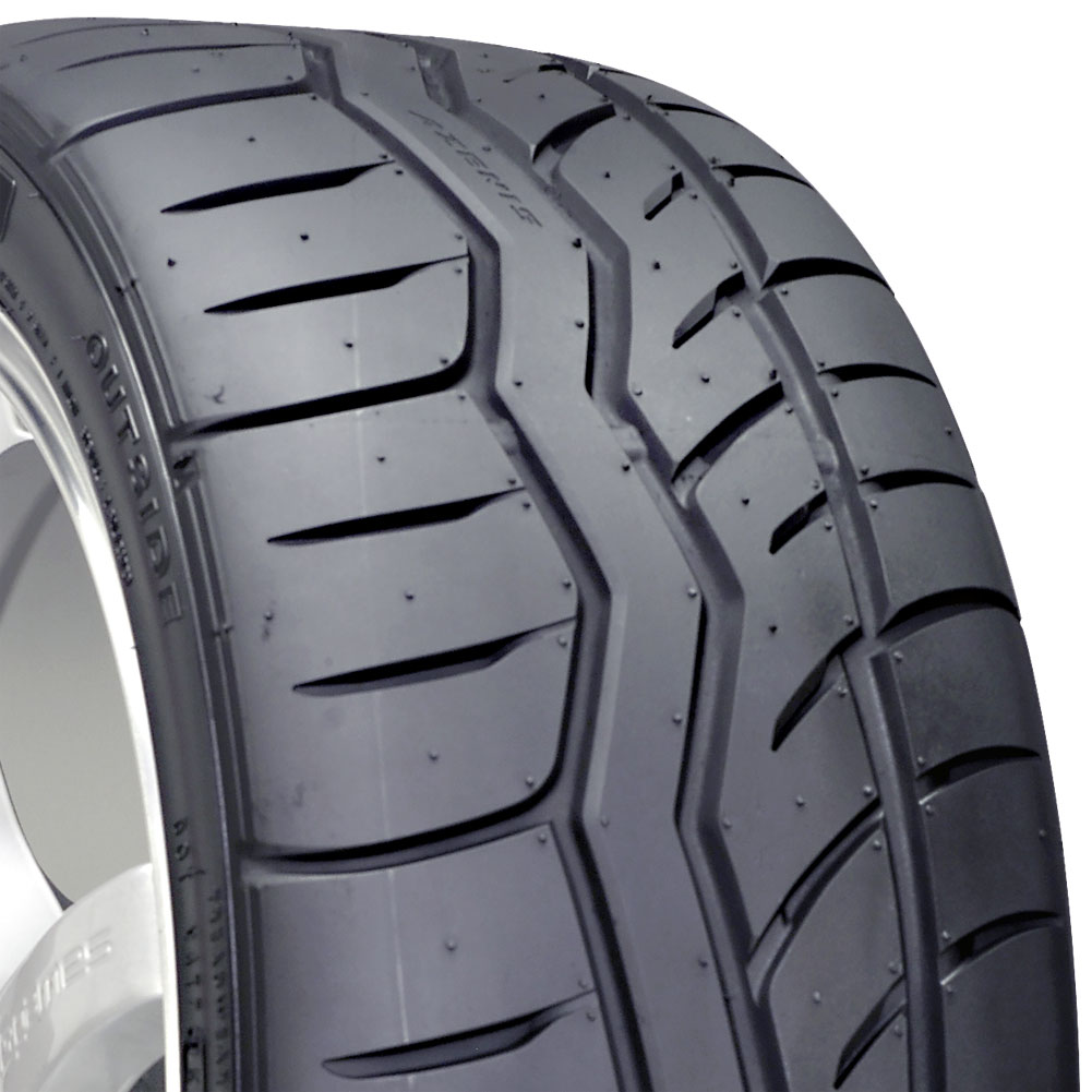 2-NEW-225-45-17-FALKEN-AZENIS-RT-615K-45R-R17-TIRES