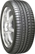 Goodyear Eagle NCT5 EMT Run Flat tires