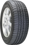 Goodyear Eagle LS2 EMT Run Flat tires