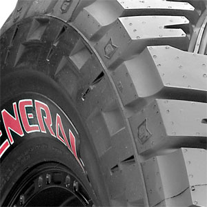 1 new lt35x1250 15 general grabber red letter 1250r r15 tire lr c