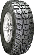 Kumho Road Venture MT KL71 tires