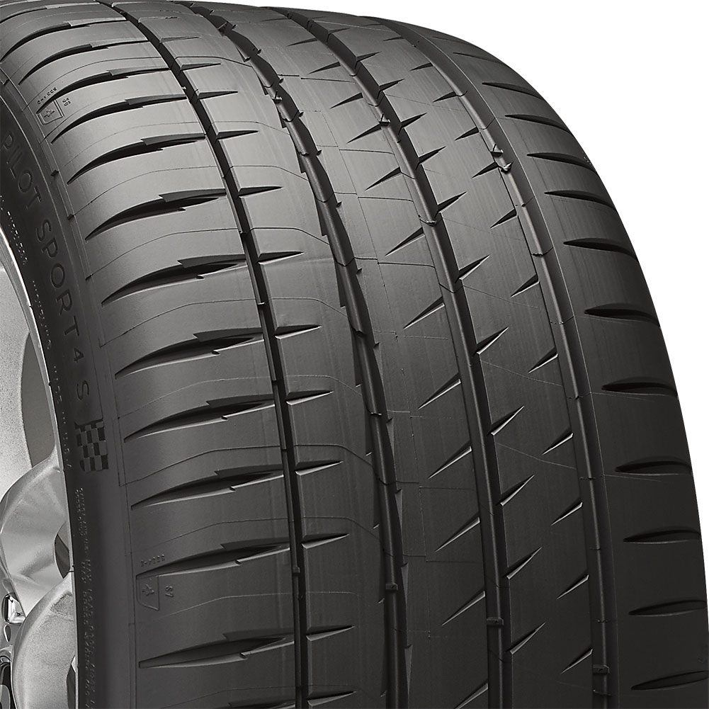 2 new 275 30 19 michelin pilot sport 4s 30r r19 tires. Black Bedroom Furniture Sets. Home Design Ideas