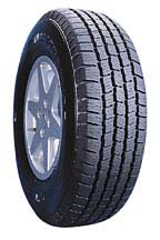 Michelin LTX M/S tires