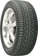 Michelin 4x4 Diamaris tires