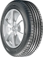 BFGoodrich Advantage T/A tires