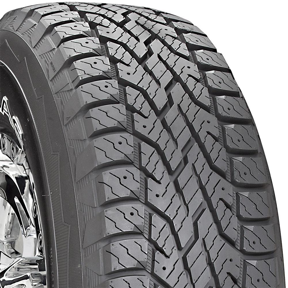 Milestar Patagonia LR E 75R R17 Tires (LT245/75-17, Set of 4)