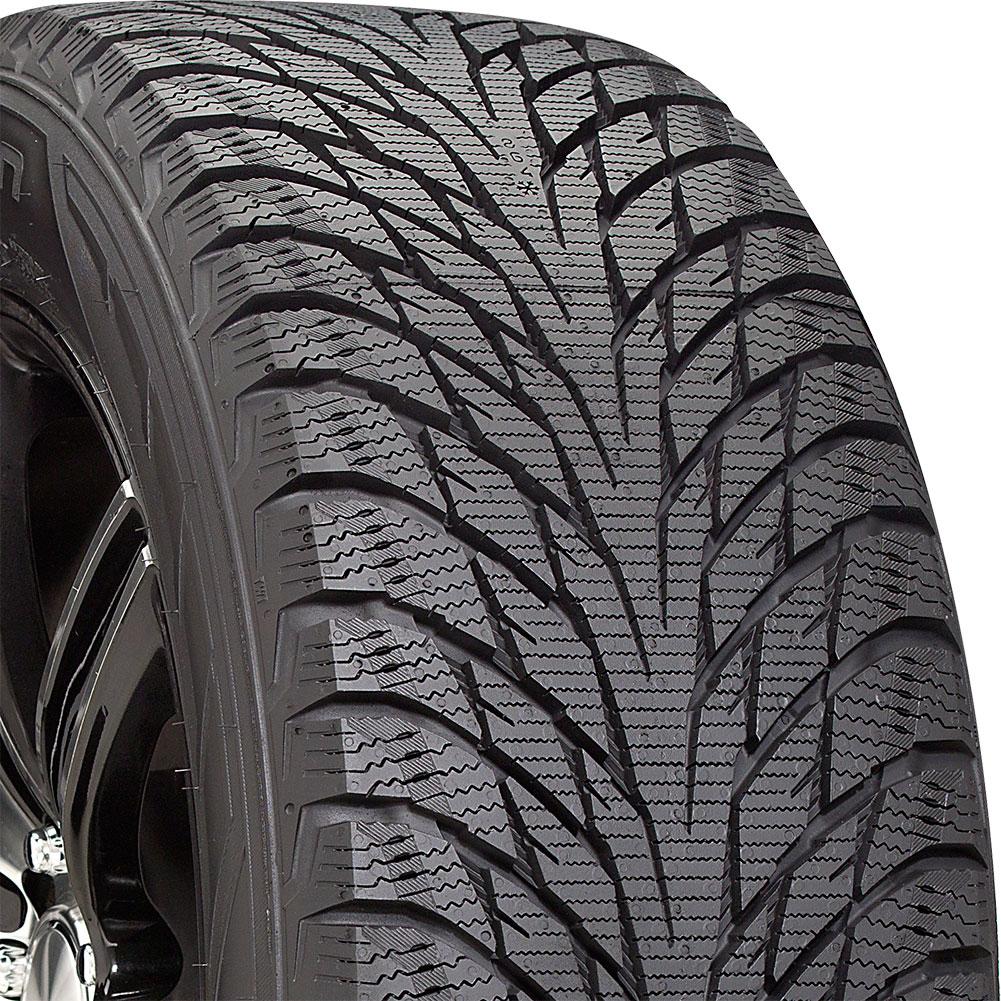 1 new 205 50 17 nokian hakkapeliitta r2 winter snow 50r r17 tire. Black Bedroom Furniture Sets. Home Design Ideas