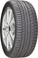 Continental ContiSportContact 5P Run Flat tires
