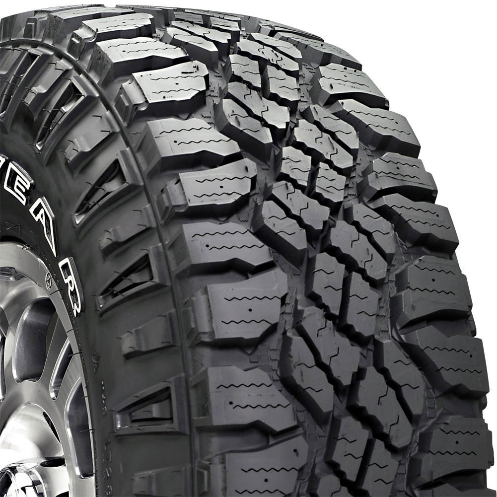 Ratings reviews and specifications for Goodyear Wrangler