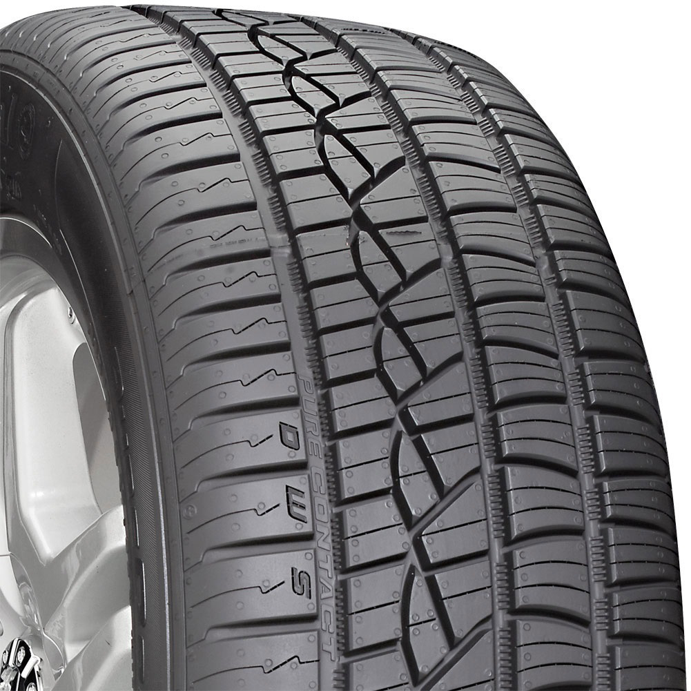 Ratings, reviews and specifications for Continental PureContact tires