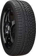 Michelin Pilot Alpin PA4 tires