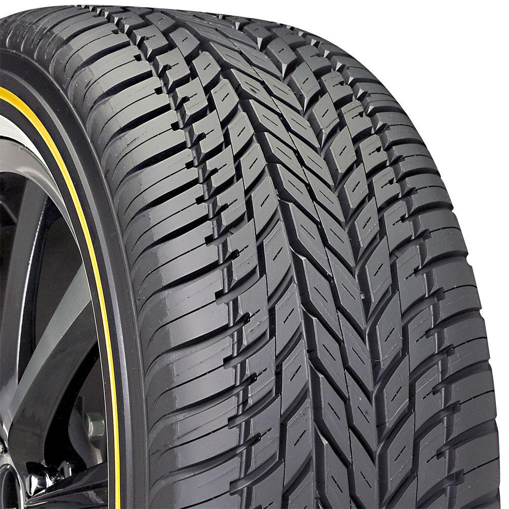 4 new 235 55 17 vogue custom built rad viii 55r r17 tires ebay. Black Bedroom Furniture Sets. Home Design Ideas