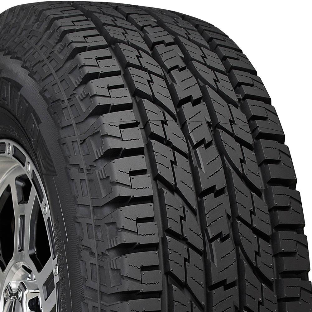 4 new lt285 75 18 yokohama geolandar at go15 75r r18 tires. Black Bedroom Furniture Sets. Home Design Ideas