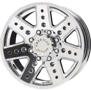 Discount Wheels Direct on Wheel View 3 4 View Lip Cap Spoke   184