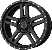 Black Rhino Mojave wheels