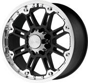 Black Rhino Rockwell wheels