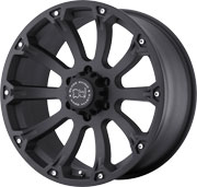 Black Rhino Sidewinder wheels