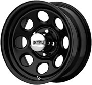 Cragar Black Soft 8 wheels