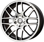 Drag DR-37 wheels