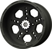 liquid metal - Gatlin ATV Wheel