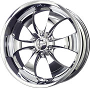 Liquid Metal Lithium 6 wheels