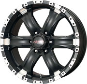 MB Wheels Chaos 6 wheels