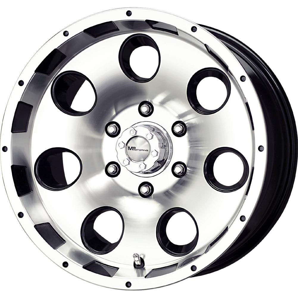 2 new 16x8 6 offset 6x1397 mb motoring razor black wheelsrims image is loading 2 new 16x8 6 offset 6x139 7 mb buycottarizona