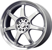 MB Wheels Seven X wheels