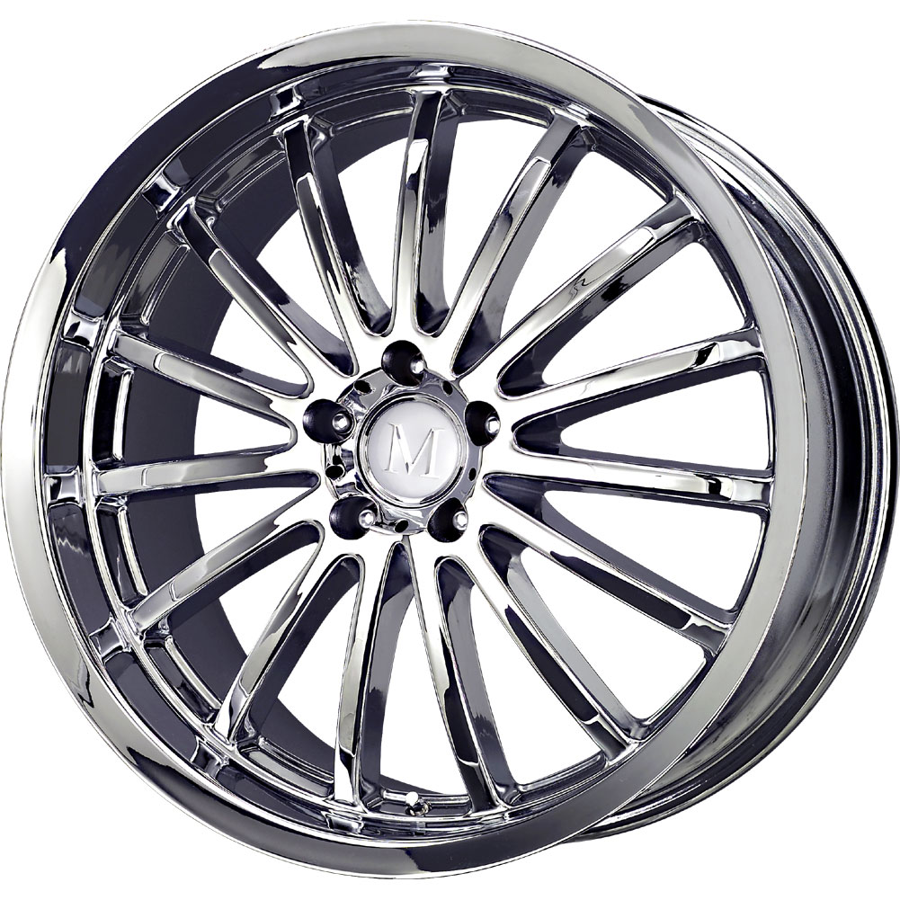4 new 17x8 25 offset 5x112 mandrus millennium chrome for Chrome rims for mercedes benz