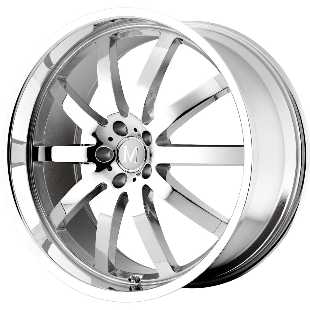 4 new 18x8 5 32 offset 5x112 mandrus wilhelm chrome for Chrome rims for mercedes benz