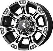 Raceline Wheels Commando wheels