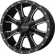 Raceline Wheels Mamba wheels