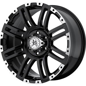 Custom Discount Wheels on 17x8 5 6 114 3 10bmf Reading The Wheel Size