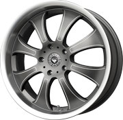 Velox Baron wheels