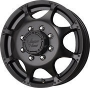 Vision Crazy Eightz Front wheels