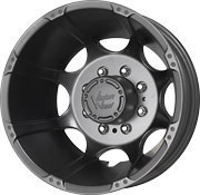Vision Crazy Eightz Rear wheels